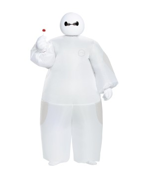 Baymax Inflatable Boys Costume deluxe