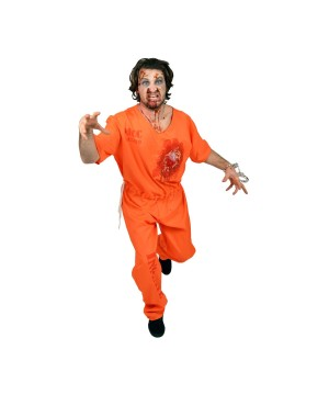Beating Heart Mens Prisoner Costume