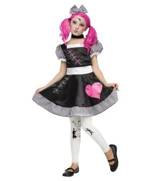 Broken Doll Girls Costume