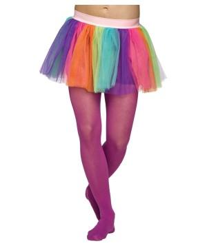 Candy Color Rainbow Tutu