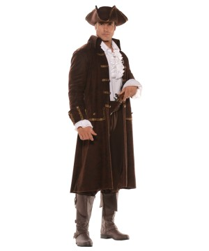 Captain Barrett Pirate Costume
