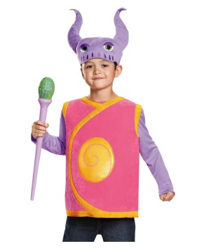 Home Captain Smek Boys Costume deluxe