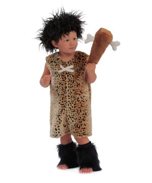 Caveman Boy Costume