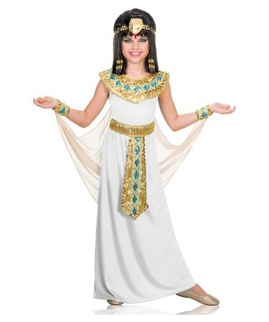 Cleopatra Pharaoh of Egypt Girls Costume