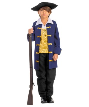 Colonial Aristocrat Boys Costume