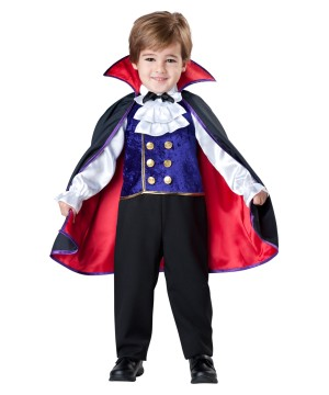 Count Cuteness Toddler Vampire Boys Costume