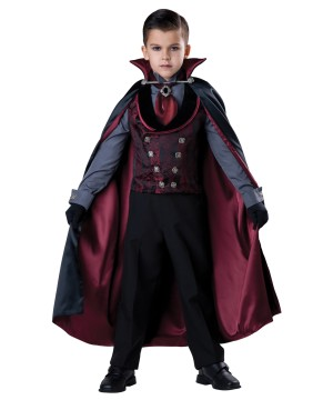 Count Spectacula Boys Vampire Costume