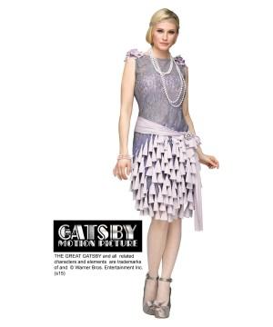 Daisy Buchanan Bluebells Dress Woman Costume