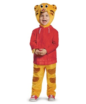Daniel Tiger Toddler Boys Costume