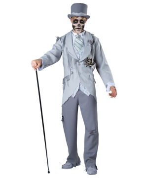 Dead To Be Wed Corpse Groom Mens Costume