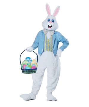 Deluxe 2015 Easter Bunny Mens Costume