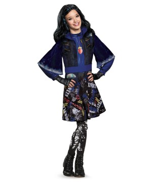 Descendants Evie Isle of the Lost Disney Girls Costume
