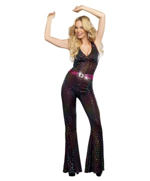 Disco Delight Womens Costume