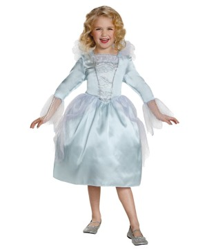 Disney Cinderella Fairy Godmother Classic Girls Costume