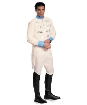 Disney Cinderella Prince Mens Costume