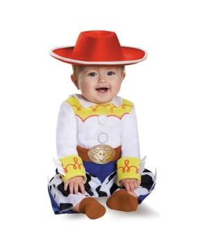Disney Cowgirl Jessie Baby Costume