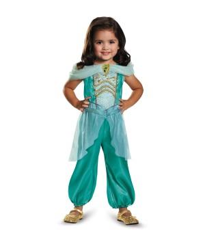 Disney Princess Jasmine Classic Girls Costume