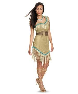 Disney Princess Pocahontas Womens Costume deluxe