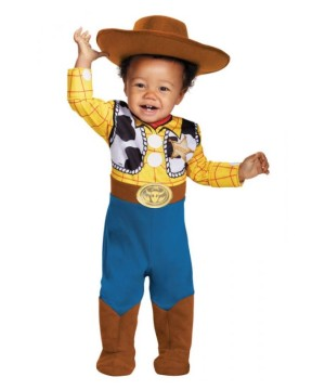Disney Sheriff Woody Baby Costume deluxe