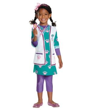 Doc Mcstuffins Vet Baby Girls Costume