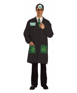Doctor Ken Abyss Md Mens Costume