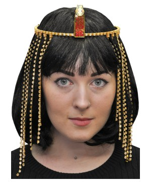 Egyptian Queen Snake Headband