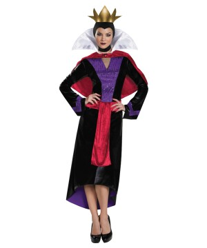 Evil Queen Womens Costume deluxe