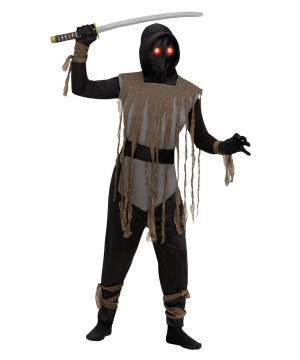 Fade in and Out Kid-s Ninja Costume