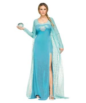 Frozen Icicle Queen Womens Costume