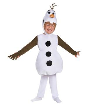 Frozen Olaf Little Boys Costume