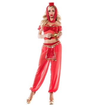 Bedazzling Genie Womens Costume deluxe