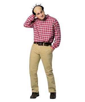 George Costanza From Seinfeld Mens Costume