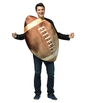 Get Real Football Costume