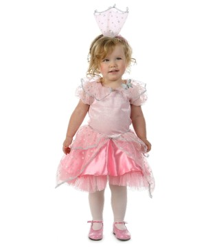 Wizard of Oz Glinda the Good Witch Baby Costume