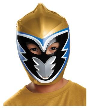 Gold Power Ranger Dino Charge Boys Mask