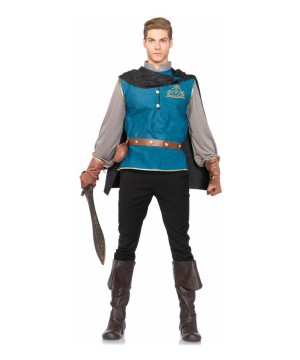 Handsome Fairy Tale Prince Mens Costume