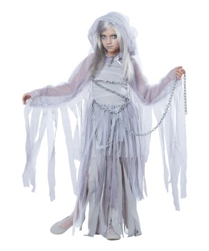 Haunted Beauty Ghost Girls Costume