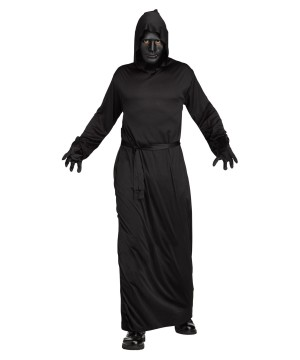 Haunted Faceless Ghost Mens Costume