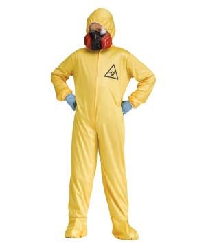 Hazmat Boys Costume