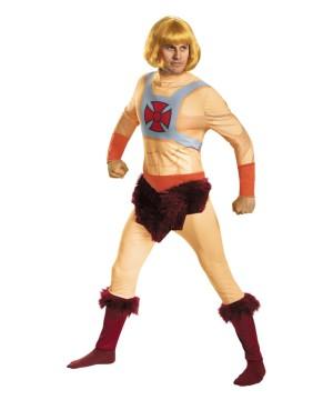 He-man Classic Men Costume