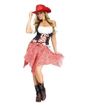 Hoedown Hottie Womens Costume