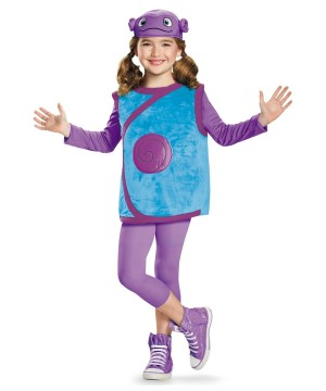 Dreamworks Home Oh Girls Costume deluxe