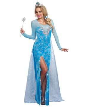Ice Queen Women Costume