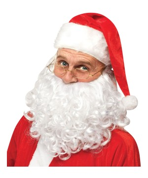 Instant Santa Christmas Costume Kit
