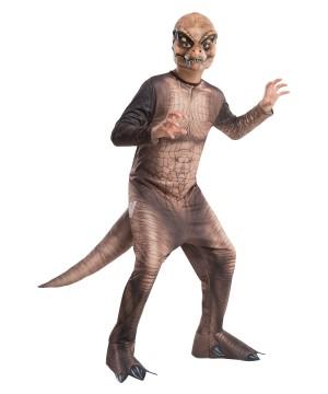 Jurassic World T Rex Boys Costume