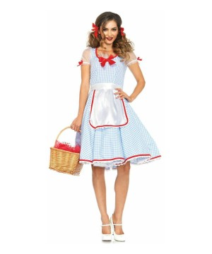 Kansas To Oz Womens Costume