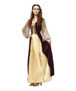 Lady Juliet Womens Costume