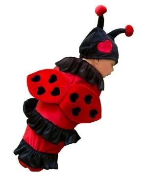 Lexi the Ladybug Infant Swaddle Baby Costume