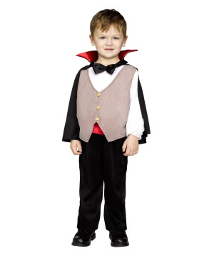 Little Dracula Baby Boys Costume