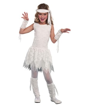 Little Mama Mummy Girls Costume